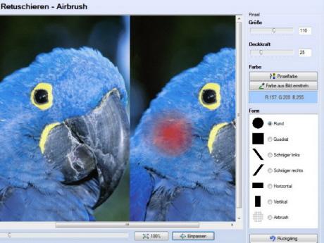 Bildbearbeitungsprogramme